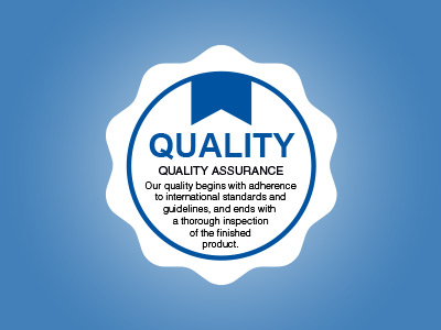 International Quality Standard Adherence