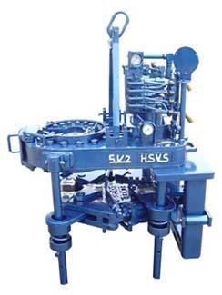 Hydraulic Backup Eckel Hydraulic Power Tongs