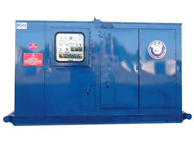 Diesel Cold Weather Power Unit